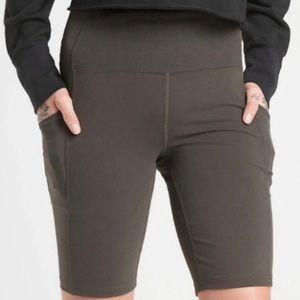 "Athleta Excursion Hybrid 9"" Biker Shorts"